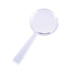 זכוכית מגדלת שקופה