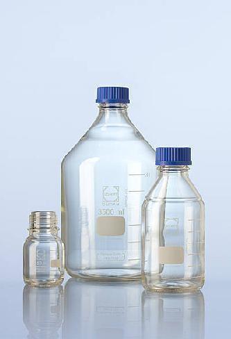 בקבוק פקק כחול
