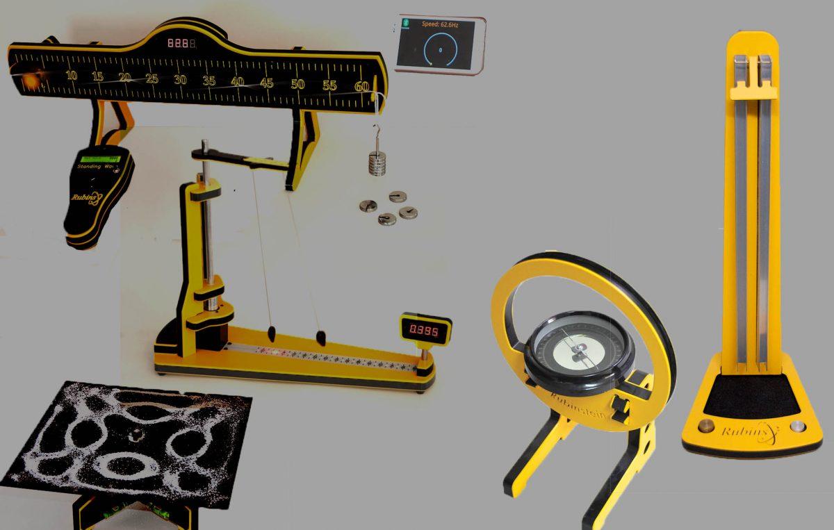 מכשירי הדגמה לפיזיקה